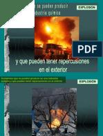Explosiones en Industria Quimica