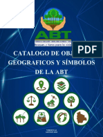 Catalogo Objetos Geográficos y Símbolos de la ABT