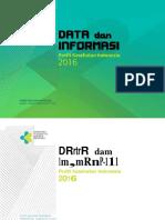 Data Dan Informasi Kesehatan Profil Kesehatan Indonesia 2016