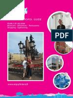 Enjoy Helsinki Guide 2013 Eng Light