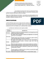 TIPOS DE ACCIONES Y TIPOS DE CAPITALES .docx