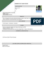 Curriculo de Emerson Rodrigues Vero Filho Criado Em 26-02-18 as 3EcNQ Minha Pagina Inicial