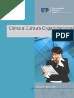 Clima e Cultura Organizacional