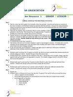 Lesson 71akavacher Resource 123