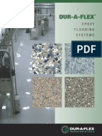 Dur a Flex Epoxy Brochure