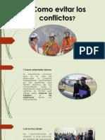 Como Evitar Los Conflictos