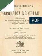 Jeografía de Chile