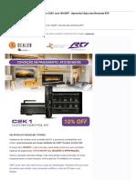 Automação Dealer - Rti c2k1