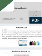3,4,5-trimetoxibenzaldehido (1)