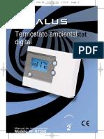 Manual Salus RF500