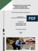 Mediciónes Hidrologicas