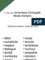 PNL Synthèse La Cloche 3