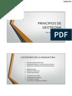 Principios de Geotecnia