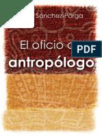 El oficio del antropólogo