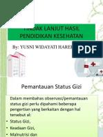 p2tindak Lanjut Hasil Pendidikan Kesehatan