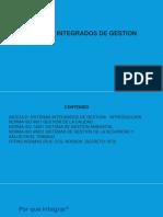 Sistema Integrado de Gestion UD