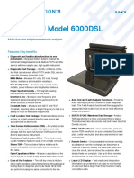 Model 6000dsl Us a4v2
