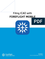 v9.6 - Filing With Foreflight Mobile
