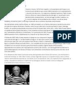 Biografía de Pablo Picasso