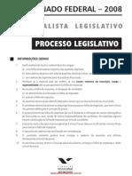 Analista Legislativo Do Senado