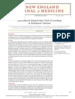 Levodopa en Enfermedad de Parkinson