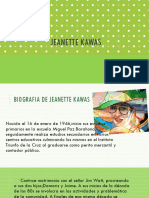 Jeanette Kawas
