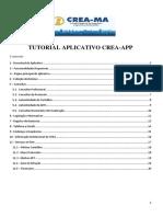 Tutorial Aplicativo CREA-MA