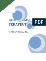 COVER KOMUNIKASI  TERAPEUTIK.doc
