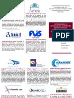 Organismos e Instituciones Científicos Tecnológicos dedicados a la promoción, difusión de la ciencia y la tecnología en Venezuela