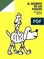 El Desierto de Los Payasos - Rene Sagura - DIAGRAMACION