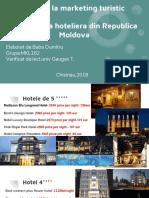 Proiect la marketing turistic  Tema_Piata hoteliera din Republica Moldova.pptx