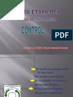 Control,Evaluacion , y Supervicion