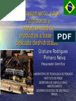 Brasil Cristiane Rodriguez Pescado Deshidratado