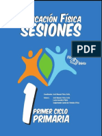- Educación Física - Sesiones 1º Ciclo Primaria