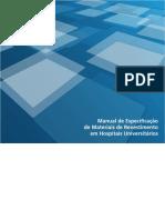 Manual de Especificação de Materiais de Revestimento em Hosptais Universitários.pdf