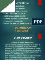 distribucion de fisher