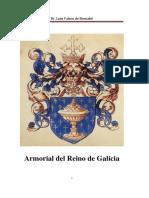 Armorial Del Reino de Galicia ALDANA ALDAO