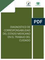 Diagnóstico Corresponsabilidad Estado Mexicano TrabajoCuidado 041218 FINAL