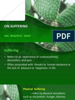 On Suffering
