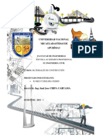 02 Informe de Materiales de Construccion
