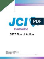 Jci Barbados Plan of Action 2017