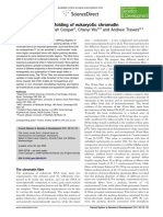 The Folding and Unfolding Chromatin (1)