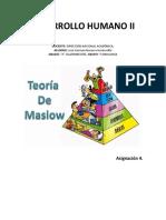 Piramide Necesidades Maslow