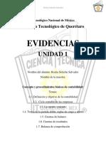 Concepto y procedimientos básicos de la contabilidad