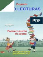 Proyecto Radio Lecturas en Tupiza