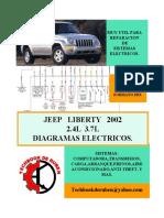 2002 Jeep Liberty Diagramas Electricos Libro