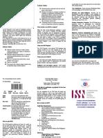 ISSN Brochure 2019