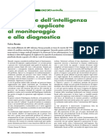 Inteligencias aplicada al monitoreo del diagnostico.