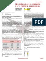 RM 19 - Examen Simulacro 1 B Resolución