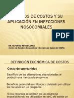 Estudios de Costo Aplicados a Las Infecciones Nosocomiales
